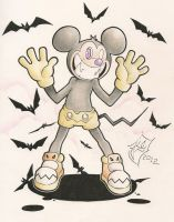 WICKEY MOUSE!!!! by enj7777
