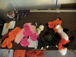 My Desk Right Now by WhittyKitty
