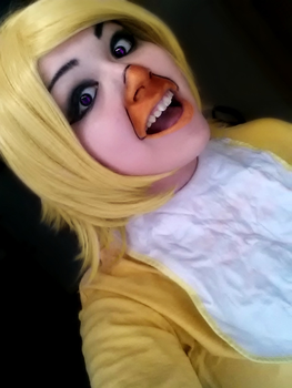 FNAF: Chica! by PWheartgal
