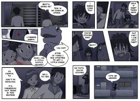 Digimon 2.5: Pages 13 and 14 by CherrygirlUK19