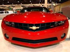 Sinister Camaro by Swanee3