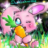 come to the bright side we have carrots by Darklinknrone