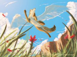 Fly Away by x-RainFlame-x