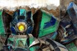 Payload watercolor by marble-v