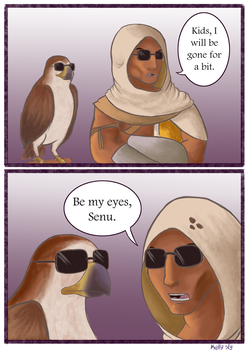 Bayek's Class Page 1 by R-redbob