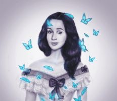 Lena - Beautiful Creatures by MelodyNieves