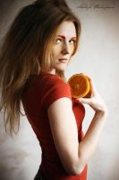 Orange Madness II by Red-passion