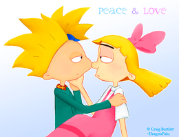 Peace n Love by Laphyn