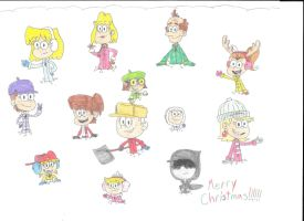 A Loud House Christmas by Chimafan1