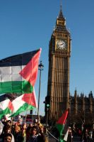 Britons Stand Up For Gaza by pename