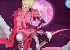 Vash the Stampede by crystalunicorn83