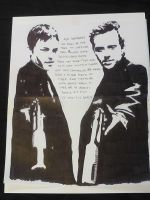 Boondock Saints Inked by sgollach10