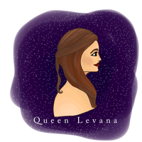 Queen Levana by Porsheee