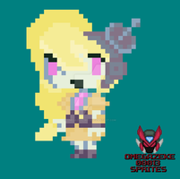 Pivot Cave Story Sprite by omegazeke08013