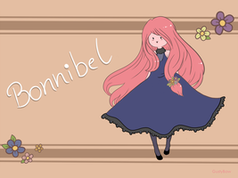 Princess Bubblegum Wallpaper by GustyBow
