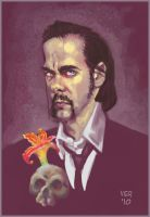 nick cave by victorroa