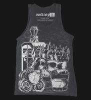 Vicious Vices Tank Top by seventhfury