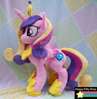 Princess Cadance Plush by QueenBeePlush