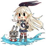 Shimakaze by Chrisielle