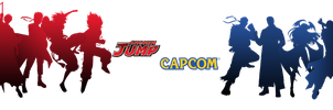 Shonen Jump vs Capcom by WahaAdnan