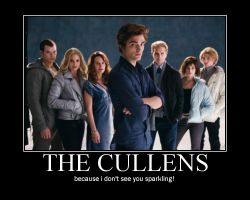 The Cullens by VampireBabyDoll10