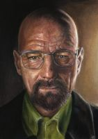 Breaking Bad: Walter White by grandmommy