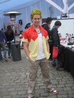 I am Martin Mystery by carloshorment