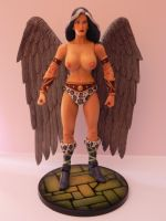 Teela Eagle custom 1 by georgesmassilia