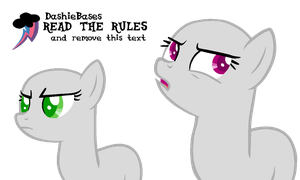 MLP Base: Best ship is dissapointed by DashieBases