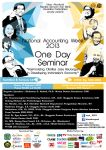 POSTER - One Day Seminar NAW 2013 by councielleclawnski