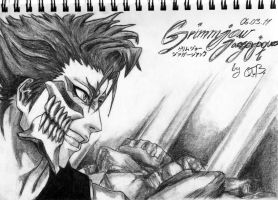 Grimmjow Jeagerjaques by Luthien20