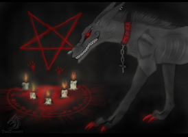 + Dark Ritual + by DustDevourer