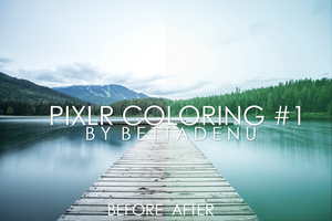 Pixlr Coloring #1 by bettadenu