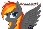 Fusion Dash by blueexorcistlover15
