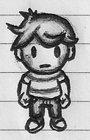 Mother 4: Travis by Spat856