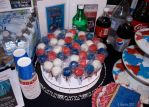 Twisted Tales of Texas Landmarks - Cake Pops by BPHaines