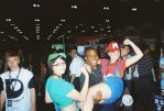 The Mario Sisters (Part 2) by coreybrown1994