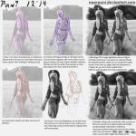 Figure Study 1 Workflow Tutorial Thingy by NaarPuni