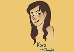 Karo from Chumpi-Champi by Cillias