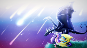 The Gift of Starfall - Contest Entry by InkdragonCreations
