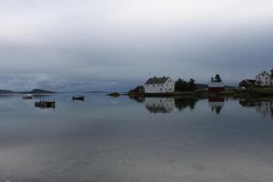 Norwegian Reflections by Aredelsaralonde