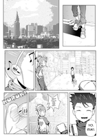 Ryo and Ruki CD Drama Comics Version 1/4 by saurers123