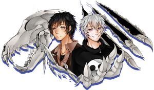 FSR: Jaw and Claws by nitrou