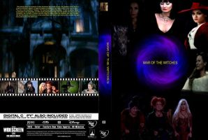 War of the Witches DVD cover by SteveIrwinFan96