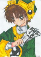 The cardCaptor Lee by Inu87