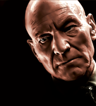 Patrick Stewart by donvito62