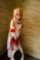 Asuna - Sword Art Online by SteamHive