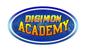 Digimon Academy Logo by SulfuricAcid