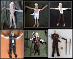 Witcher doll for adults by Reicha