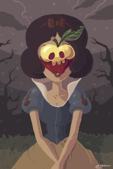 Snow White, The Son of Man by JollyRoad